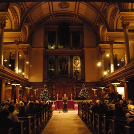 Amos Trust Advent Carol Service 2015 from 7pm