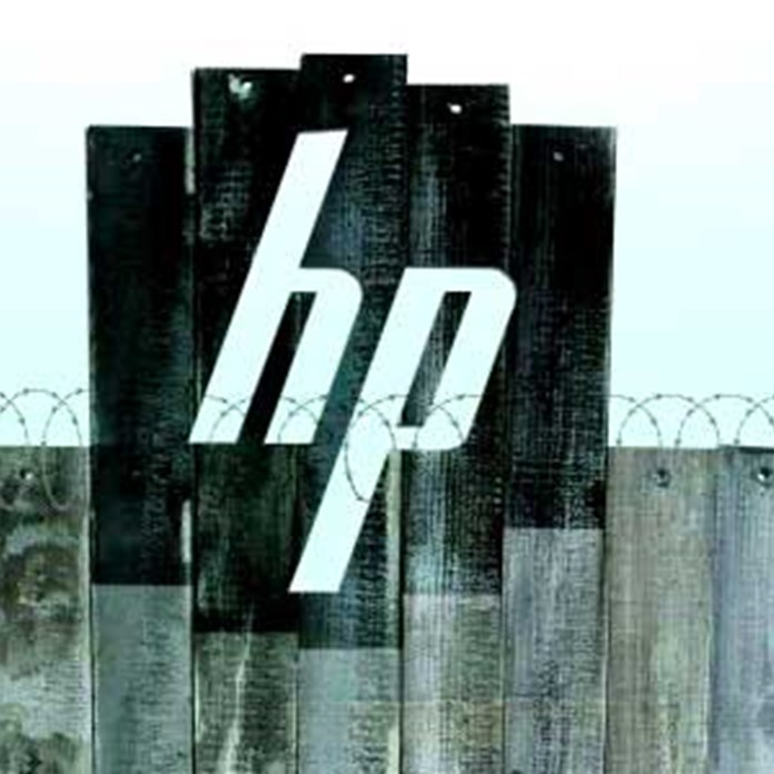 Hewlett Packard – Taking a quiet stand