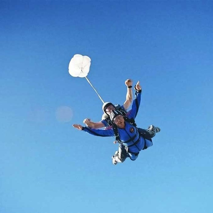 Skydive for Amos 2017
