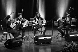 The Galilee Quartet interview