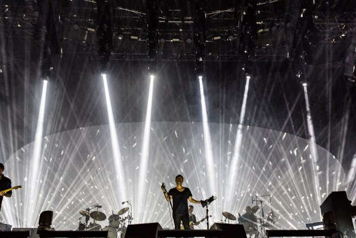 Radiohead play in Israel – 19 July 2017