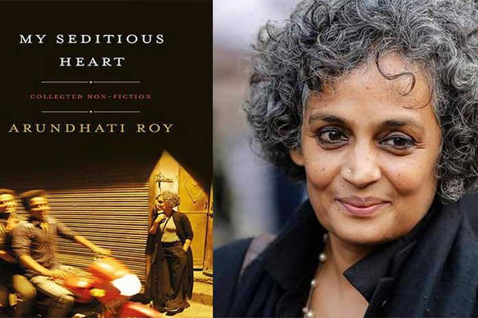 'My Seditious Heart' by Arundhati Roy.