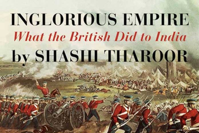 Inglorious Empire by Shashi Tharoor
