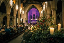 Amos Advent Bethlehem Carol Services