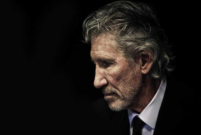 Musician and Palestine activist Roger Waters.