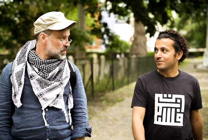 Walking Back To Jerusalem — with Justin Butcher and Ahmed Masoud