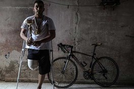 Cycling Under Siege in Gaza